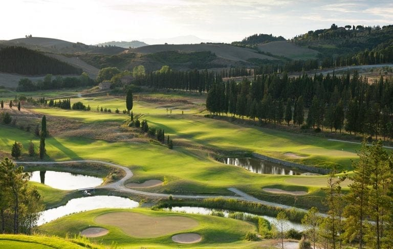 Golf Toscana Resort Castelfalfi