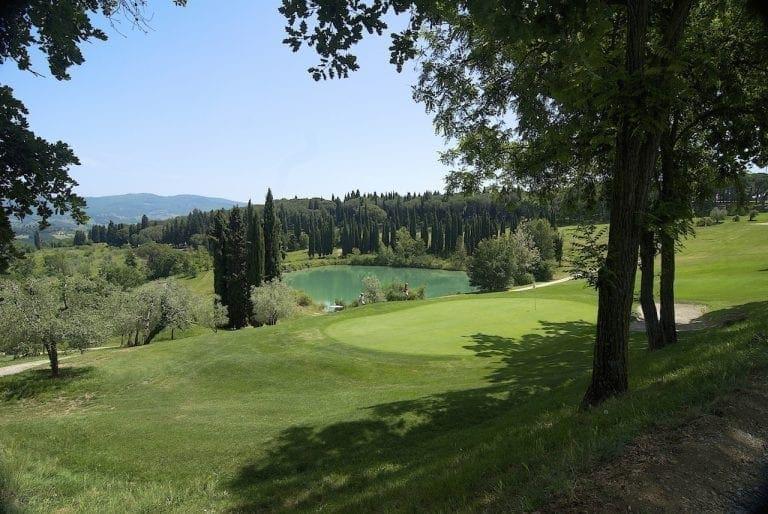 Circolo Golf Firenze Ugolino